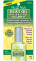 Nutra Nail has combined natural olive oil with skin essential ingredients to create Olive Oil Nail & Cuticle Treatment.