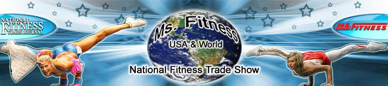 You have arrived at the world's hottest female fitness competition website. We are the official source for information on the International Fitness Sanctioning Body (IFSB), Ms Fitness and Miss Fitness Womens Fitness Competitions, Ms. Fitness Magazine, National Fitness Trade Journal (NFTJ), National Fitness Trade Show (NFTS), and much more.